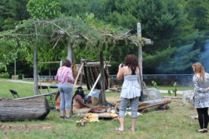 Third Annual 17th Century Encampment - Bissonnette 003