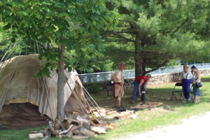 Third Annual 17th Century Encampment - Bissonnette 017 - Copy