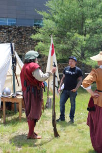 Third Annual 17th Century Encampment - Bissonnette 022 - Copy